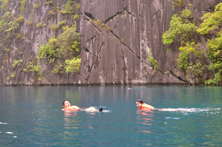 Barracuda Lake, Coron