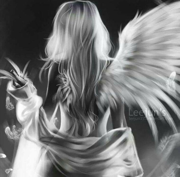 Картинки ангел бес