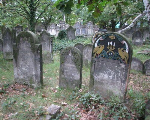 Jewish Cemetery, Pabianice, provinces lodzkie, Poland.