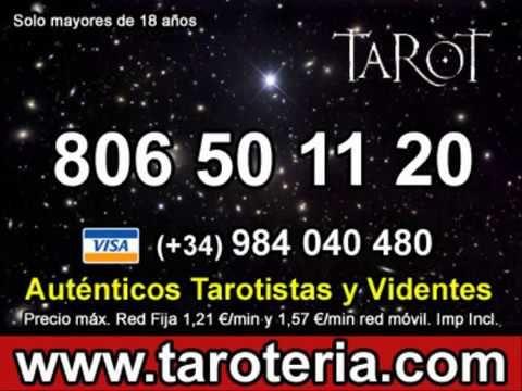 TAROTERIA TAROT TELEFÓNICO CHAT TAROT ONLINE-806 50 11 20