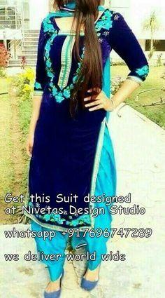 @nivetas Punjabi salwar suit- party wear salwar suit-salwar suit-salwar- suit- wedding salwar suit