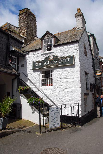 Smugglers Cott - Looe, Cornwall, England