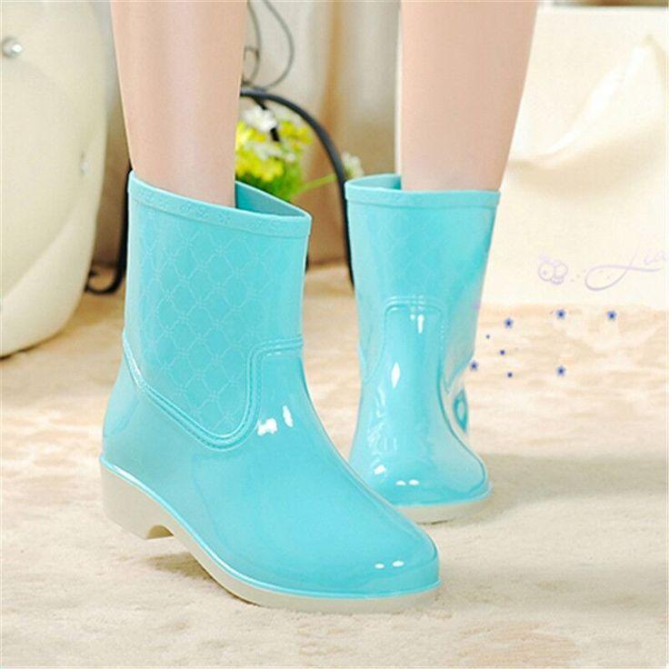 25  best ideas about Women's Rain Boots on Pinterest | Navy ...