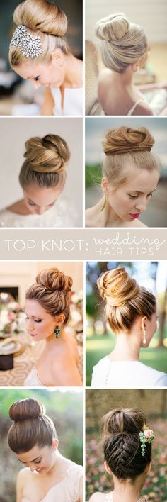 hair style for in wedding best 25 top knot hair ideas on hair 5559
