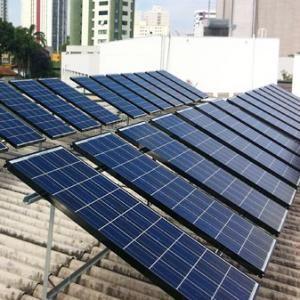 Sistema Solar Fotovoltaico 8 kW Mitsubishi