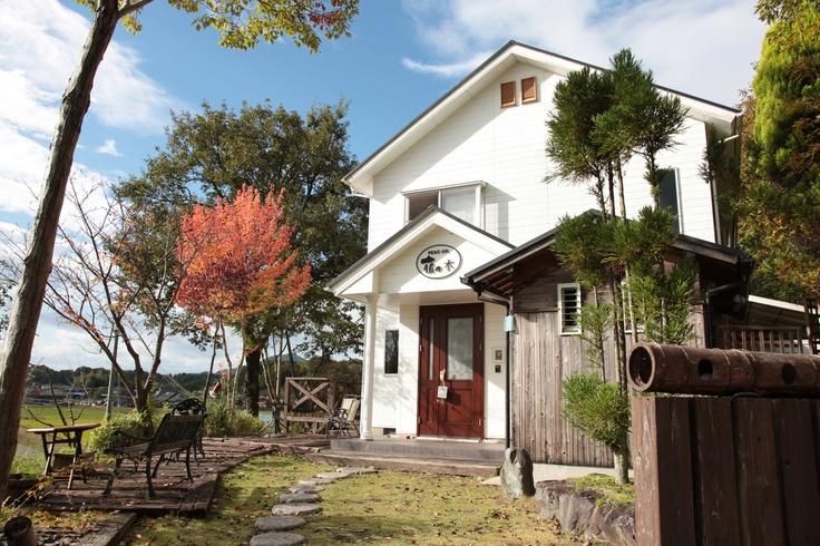 丹波花の木/丹波篠山/野菜を楽しむ山の一軒家、レストランと1日1組の宿