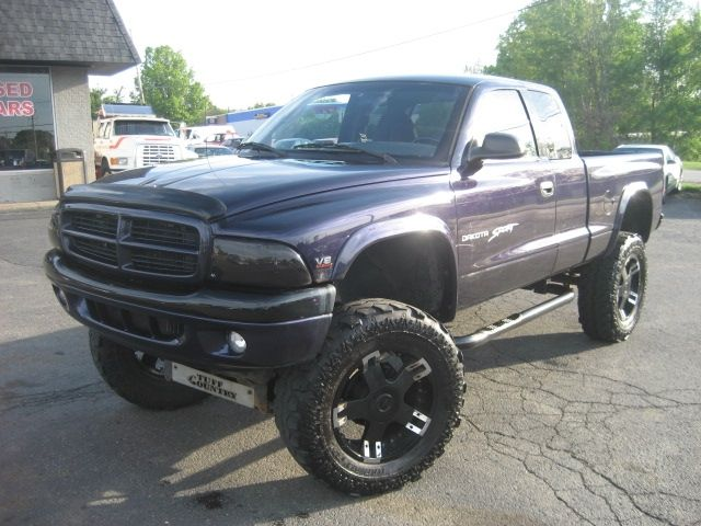 "lifted dodge dakota truck | 1999 Dodge Dakota Extended Cab ""KOTA"" - AKRON, OH owned by ..."