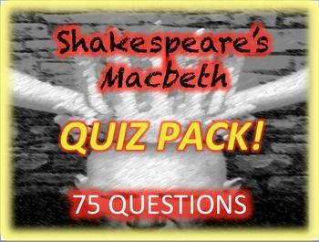 test questions on macbeth Can you name the macbeth character that said each of these quotes.