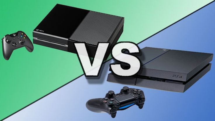 PS4 vs Xbox One – PS4 Pro is right around the corner