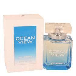 Ocean View Eau De Parfum Spray By Karl Lagerfeld