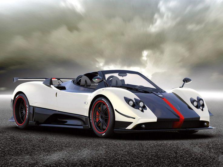 Pagani Zonda Cinque Roadster – $1.85 million