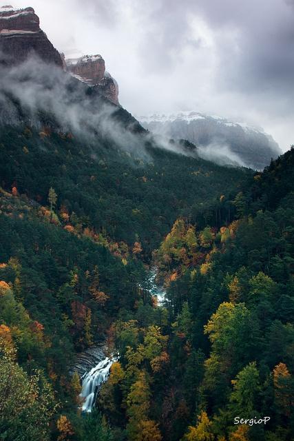 El paraiso Huesca