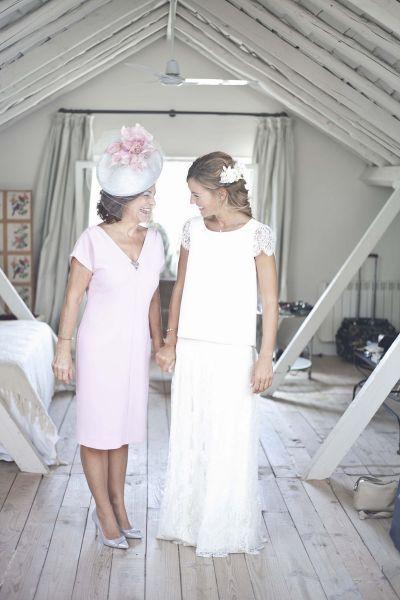Vestidos de fiesta perfectos para la madre de la novia Image: 0