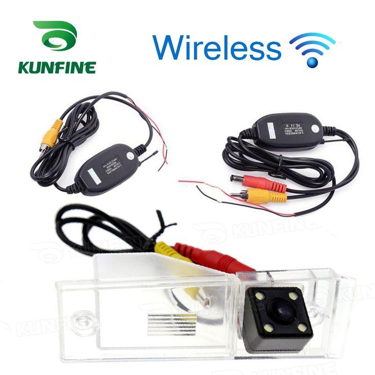 Wireless HD Car Rear View Camera for Kia VQ 2011/2013 car Reverse Parking CAMERA Reversing Night Vision Waterproof KF-V1075 #Affiliate