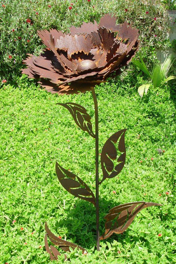 Superior How To Make Metal Garden Art Part - 6: Summer Art Shows, Here I Come.... Make FlowersMetal ...