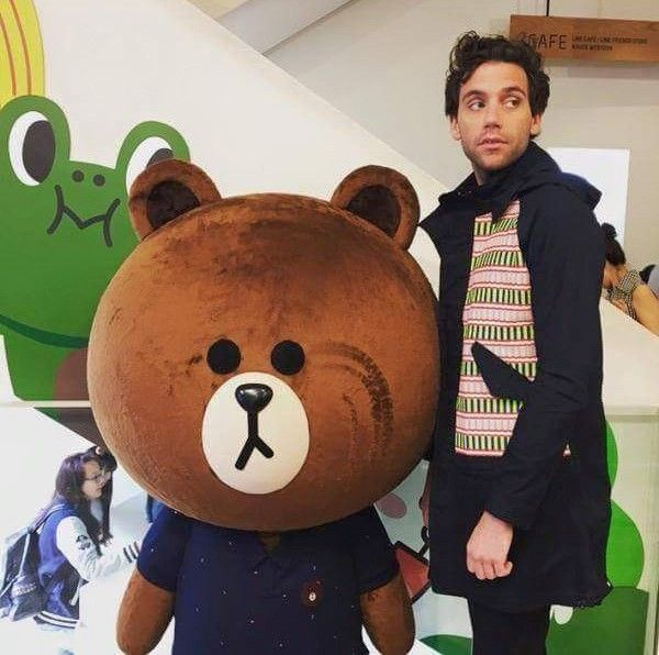 Mika from Seoul (May 20th, 2015)