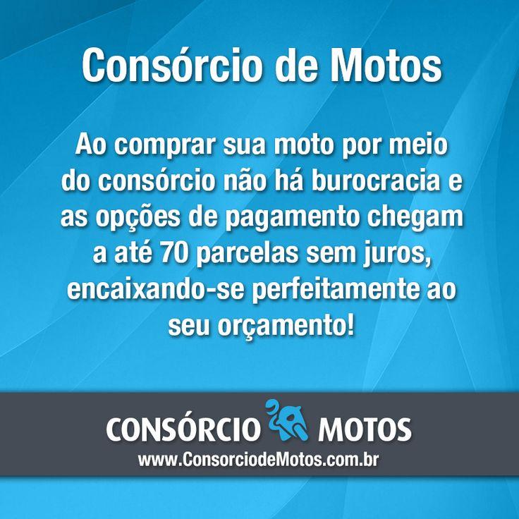 #DicasDeConsórcio  Para saber o valor e a quantidade de parcelas de um consórcio de moto, confira na matéria, em apenas 5 passos, como realizar uma simulação de compra: https://www.consorciodemotos.com.br/noticias/como-fazer-uma-simulacao-do-consorcio-de-motos?idcampanha=288utm_source=Pinterestutm_medium=Perfilutm_campaign=redessociais