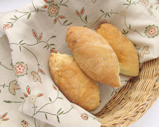 """vasylynkiny дорожки: Пирожки из """"хрущевского теста"""" / Patties"""