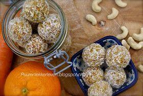 Puur & Lekker leven volgens Mandy: Worteltaart snackballetjes (20)
