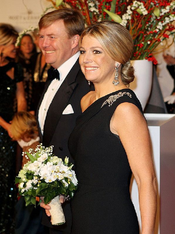 Queen Maxima the King