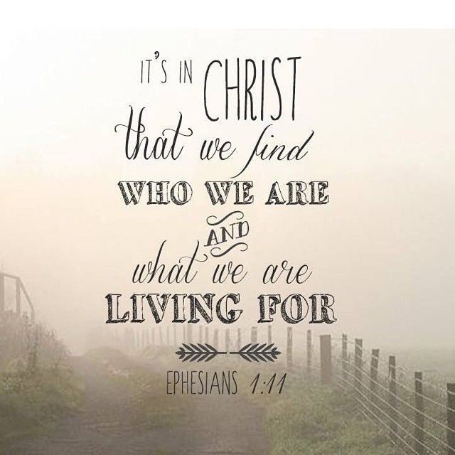 images of EPHESIANS 1:11 | altardstate - Ephesians 1:11