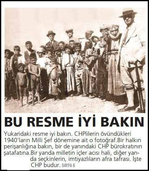 1940 CHP ve Halk - http://dirilisgazetesi.com