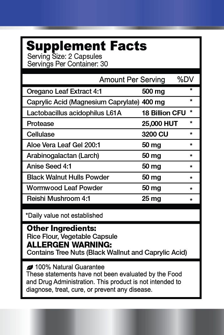 1MD, Complete Candida Control - 60 Capsules Formulated to aid in the cleansing of internal and external Candida yeast and fungal infections Promotes a healthy balance of intestinal flora, which have often been depleted by infection Powerful aloe vera concentrate assists in naturally http://www.pickvitamin.com/1md-complete-candida-control-60-capsules.html