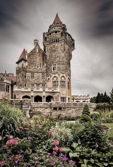 canada 39 s majestic castle casa loma 1 austin terrace