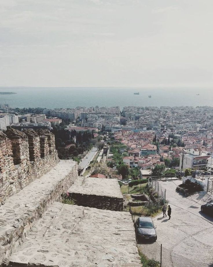 Thessaloniki is the second biggest city in Greece and sits on top of thousands of years of history from the Ottomans to the Byzantines and all the way back to the Macedonian Empire and is in fact n…
