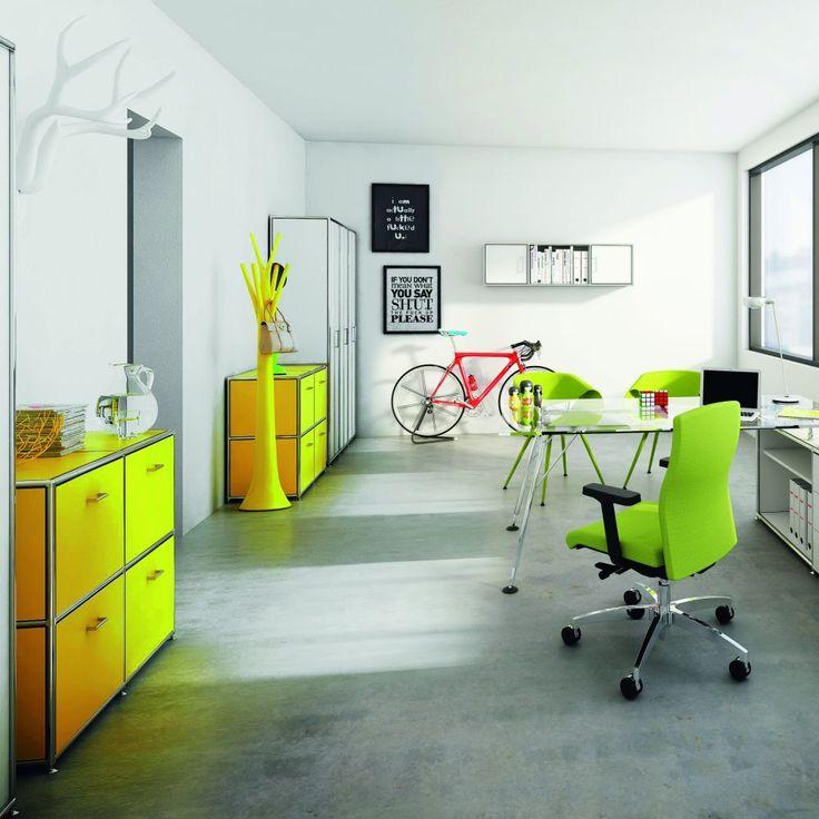 meuble rangement caraymobilier design couleur armoire bibliotheque deco