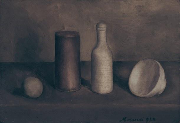 Giorgio Morandi, Natura morta, 1920
