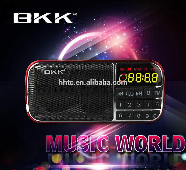 2015 hot new products mini mp 3 player speaker with digital music(Q 87)