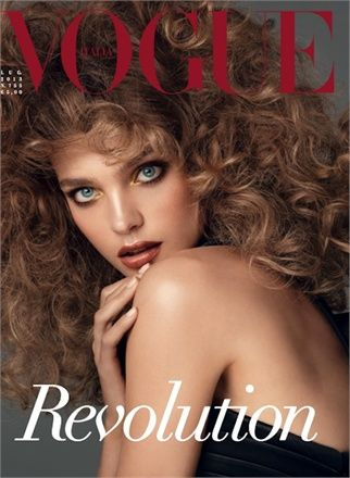 Revolution... in 25 Years of Fashion by Steven Meisel, July 2013 - Giorgio Armani