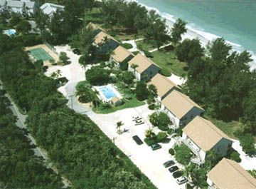 View Of South Seas Resort Beach Cottages Closest Proximity To The Beach Of Any Resort