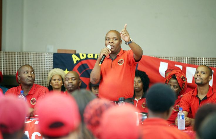 Durban - The president of shack dwellers' movement, Abahlali baseMjondolo on Sunday outlined the plans for the year during its General Assembly, and topping the list was the invading of vacant land so that they could have a roof over their heads.  #durban