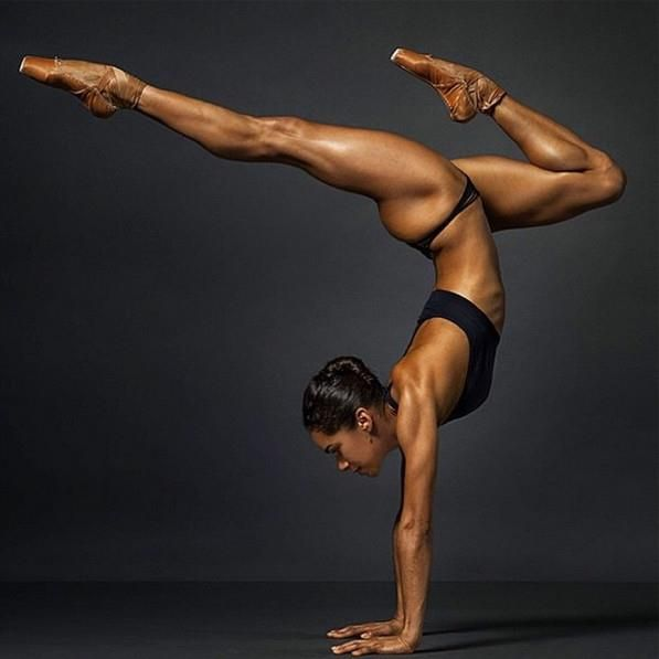 "Misty Copeland Becomes First African-American Principal Ballerina at American Ballet Theatre:- ""I had moments of doubting myself, and wanting to quit, because I didn't know that there would be a future for an African-American woman to make it to this level. At the same time, it made me so hungry to push through, to carry the next generation."""