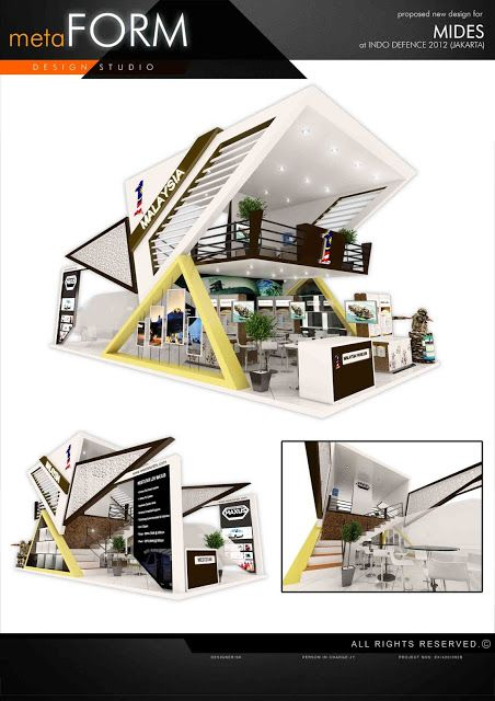 Exhibition Stall Presentation : Mides g architecture exhibits pinterest