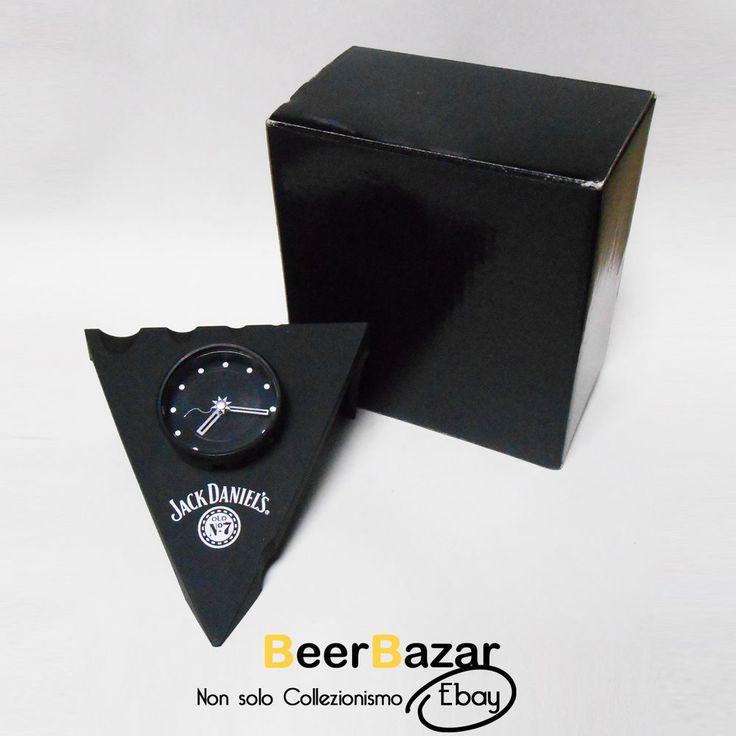 € 15,90  Orologio da tavolo nero Jack Daniel's Old n 7 Tennessee triangolare desing + box  Check in on Beerbazar Ebay: http://stores.ebay.it/BEERBAZAR