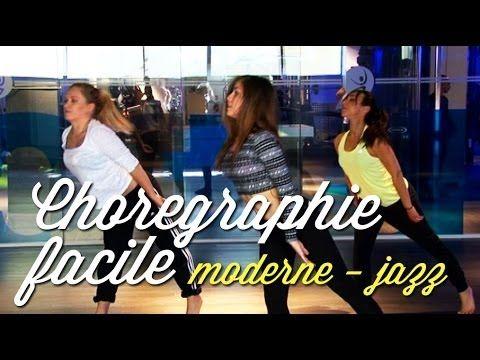 Danse Studio : chorégraphie facile Modern Jazz