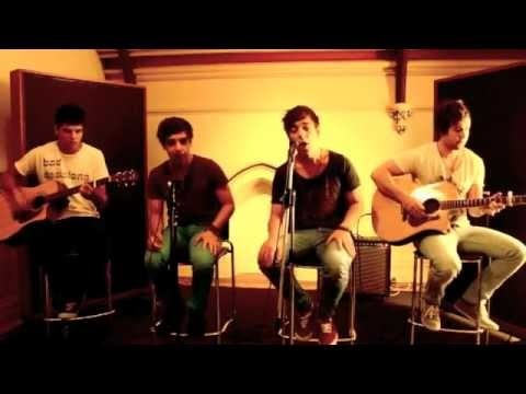 The Wanted- Glad You Came Cover by At Sunset They are amazing! If you like them follow them on Twitter @bandatsunset like their fb page At Sunset.They are great guys :)