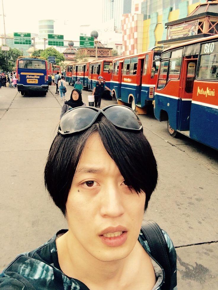 [Alexandros]白井眞輝2015/4/12 サラマチアン。[Alexandros]officialblog/「JAPAN NIGHT Jakarta」@Kota Kasablanka Mall,Jakarta