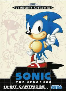 Emularoms: Sonic the Hedgehog [ Mega Drive ]