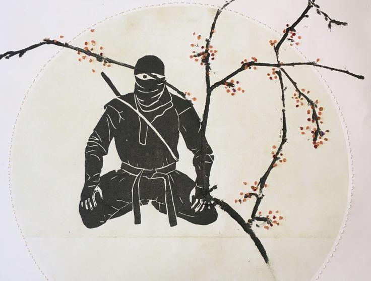 Ninja Cherry blossom
