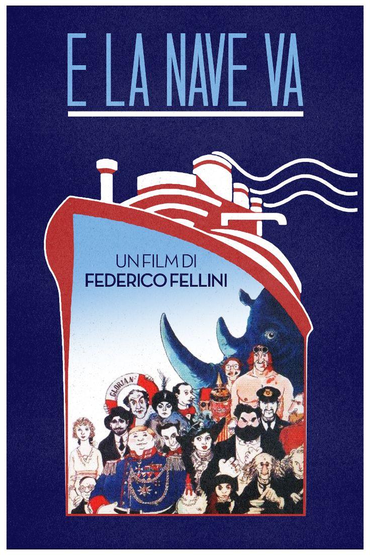 Não suficiente, também é aniversário de #JacquesTardi – 69 anos. Um dos quadrinistas franceses mais importantes dos últimos trinta anos, #Tardi é conhecido no Brasil por O Grito do Povo, lançado pela Conrad em 2005, e por Era a Guerra das Trincheiras, lançado pela Nemo em 2011.  Fora dos quadrinhos, desenhou o pôster do filme #ELaNaveVa, de #FedericoFellini, em 1983. É a imagem que ilustra a postagem.