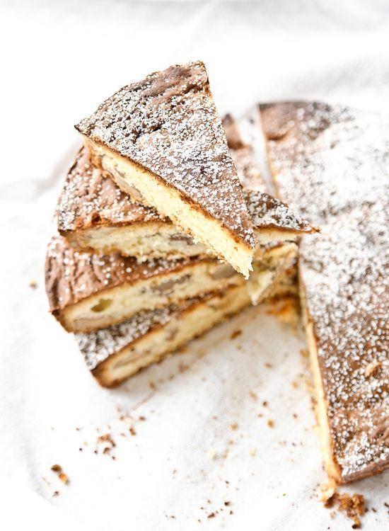 Chocolate Sponge Cake Donna Hay
