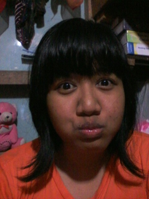 #Me #Girl #My room #Orange #Cute