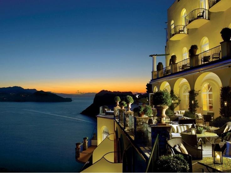 Hotel Caesar Augustus, Capri: Favorite Places, Augustus Hotels, The Bays, Augustus Capri, Hotels Caesar, Places I D, Travel, Capri Italy, Caesar Augustus