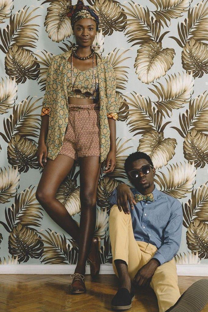 www.cewax.fr aime cette photograph. Mode femme afro tendance, model ethnique, tissus…