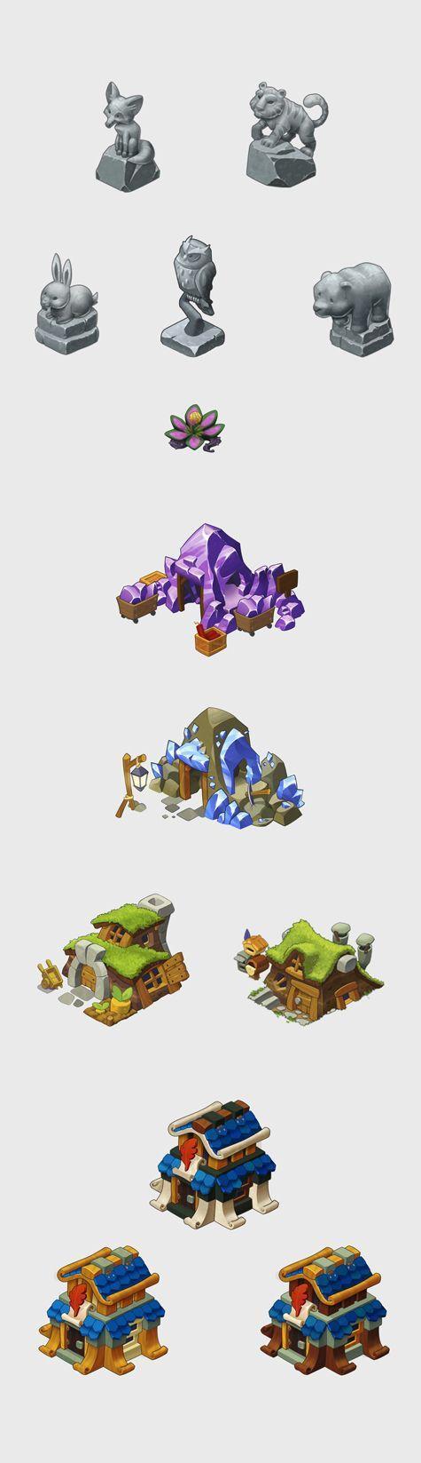 game build