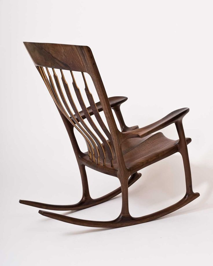 hal taylor rocking chair plans